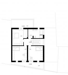 Rodinný dům v Opavě - 2NP