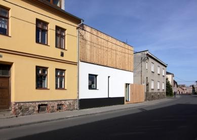 Rodinný dům v Opavě - foto: Adam Weczerek