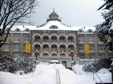 Priessnitzovo sanatorium - foto: Jan Weiss
