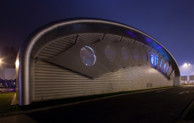Pavilon T – Výstaviště České Budějovice - foto: Jan Mahr