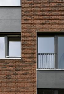 Bytový dům U Vojanky - foto: Ester Havlová