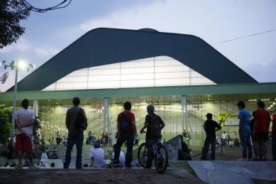 Sportoviště pro Jihamerické hry 2010 - foto: Giancarlo Mazzanti Mazzanti Arquitectos