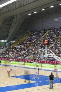 Sportoviště pro Jihamerické hry 2010 - foto: Veronica Restrepo