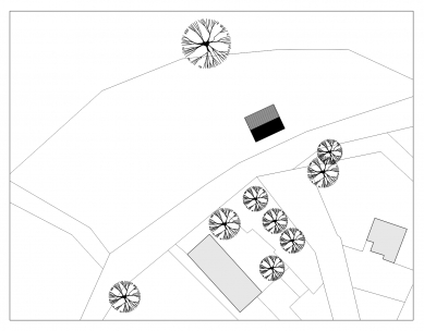 Kontejner - Situace - foto: MOLO ARCHITEKTI