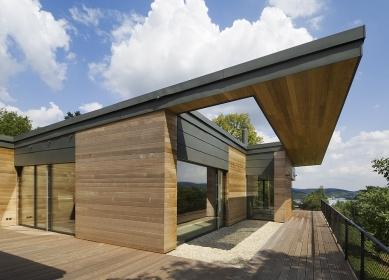Dům nad přehradou - foto: Ester Havlová
