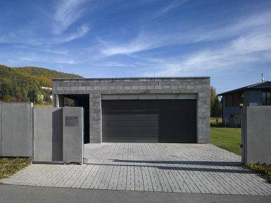 Dům v betonu - foto: Filip Šlapal