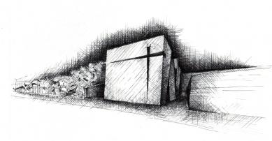 Kostel Nejsvatějšího Spasitele - foto: © Fernando Menis