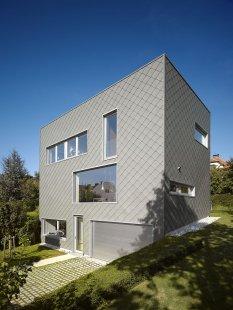 Rodinný dům na Točné - foto: Filip Šlapal