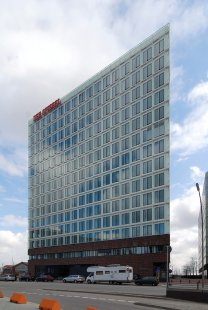Sídlo časopisu Spiegel - foto: Petr Šmídek, 2012