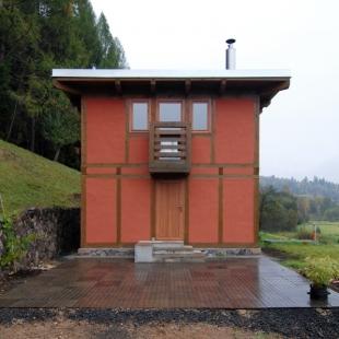 První dům - foto: Petr Šmídek, 2012
