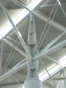 Mezinárodní terminál SFO - foto: Petr Šmídek, 11.09.2001