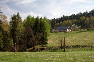 Rodinný dům vČeském ráji - foto: Fotes