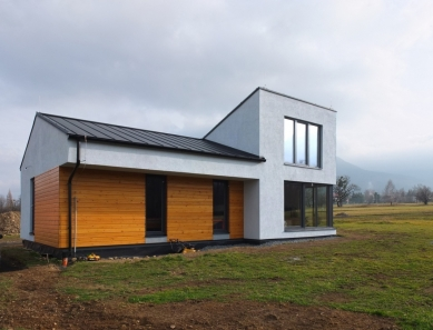 Rodinný dům s okem do hor