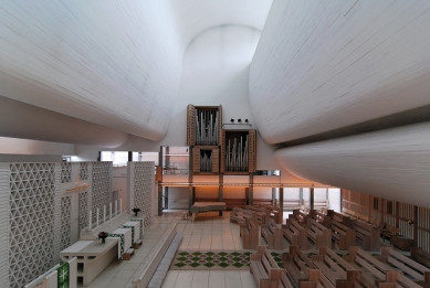Komunitní kostel Bagsværd - foto: Petr Šmídek, 2012