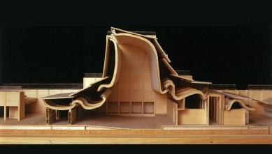 Komunitní kostel Bagsværd - Model