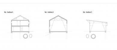 Národní centrum zahradní kultury - Řezy - foto: Architekti DRNH
