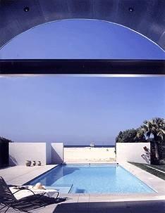 Rozšíření Neutra Beach House - foto: © Steven Ehrlich Architects, 1998