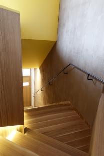 Rekonstrukce bytového domu v Litomyšli - Žlutý byt - foto: Nikola Tláskalová