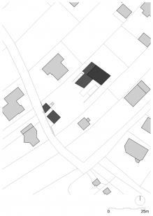 Rodinný dům v Krásném Poli - Situace - foto: WMA architects