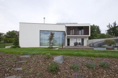 Rodinný dům v Krásném Poli - foto: Jiří Ernest