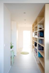 Interiér bytu v Holešovicích - foto: Martin Neruda