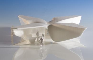 New Amsterdam Plein & Pavilion - Model