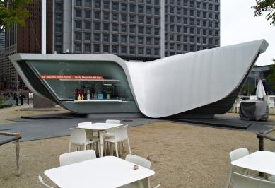 New Amsterdam Plein & Pavilion - foto: Markéta Čermáková