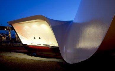 New Amsterdam Plein & Pavilion - foto: James D'Addio & Richard Koek