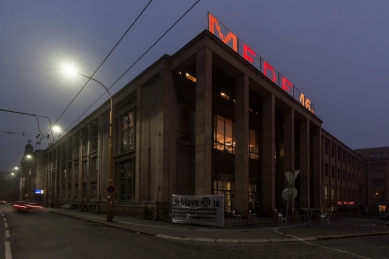 Architektura 16. MFDF Ji.hlava  - foto: Michal Ureš, 2012