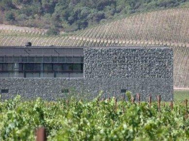 Dominus Winery - foto: Petr Šmídek, 2001