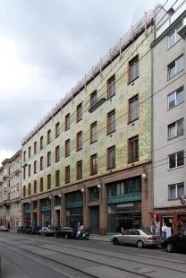 Budova Portoix & Fix - foto: Petr Šmídek, 2008