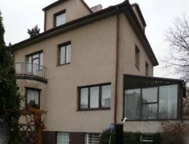 Rodinný dům v Blatovské ulici - Původní stav