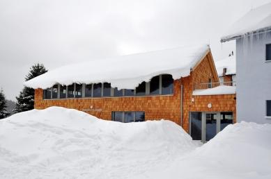 Centrum umění Kvilda - foto: Atelier25