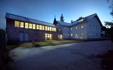 Centrum umění Kvilda - foto: Jakub Vlček, 2012