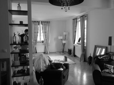 Interiér bytu Smíchov