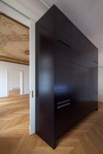 Sloučený nájemní byt v Praze 1 - Josefově - foto: Tomáš Souček