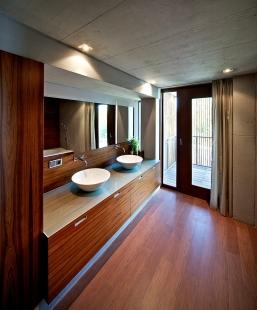 Bambusový dům - foto: Štěpán Vrzala