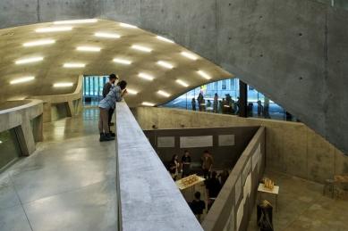 Milstein Hall for Cornell College of Architecture - foto: © Matthew Carbone