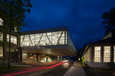 Milstein Hall for Cornell College of Architecture - foto: © Philippe Ruault