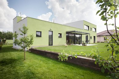 Rodinný dům V Lukách - foto: Jakub Vlček