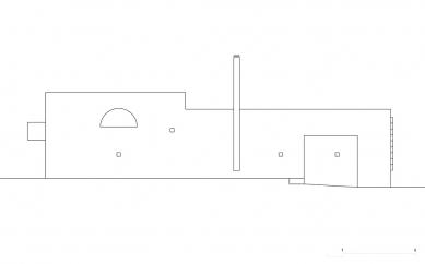 Rodinný dům V Lukách - Uliční pohled - foto: Atelier25