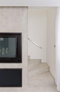 Interiér bytu Na Hvězdárně 2 - foto: Martin Zeman