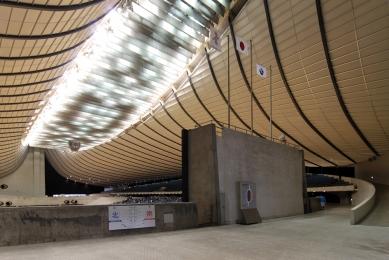 Olympijské haly - foto: Petr Šmídek, 2012