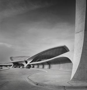 Letištní budova TWA