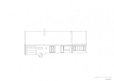 Rodinný dům ve Střelicích u Brna - Dvorní snímek - foto: Atelier25