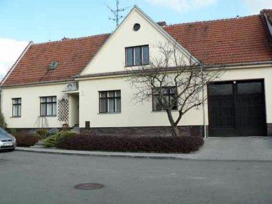 Rodinný dům ve Střelicích u Brna - Původní stav - foto: Atelier25