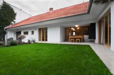 Rodinný dům ve Střelicích u Brna - foto: Jaroslav Kučera
