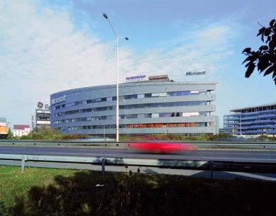 Administrativní budova Alfa - foto: Ester Havlová