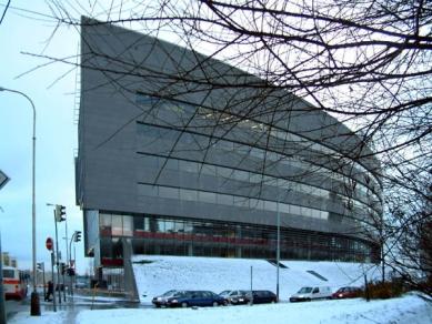 Administrativní budova Alfa