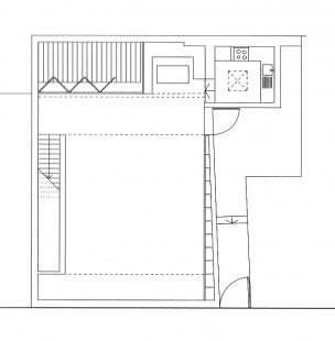 Elektra House  - Půdorys přízemí - foto: Adjaye Associates